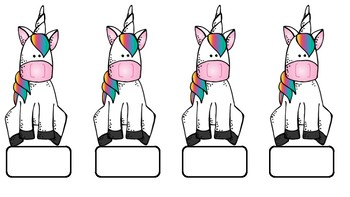 Unicorn Wish List