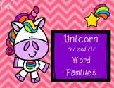 Unicorn Word Families: /r/ and /l/