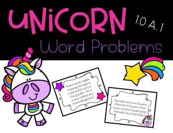 Unicorn Word Problems