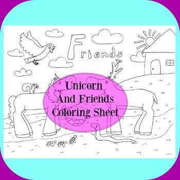 Unicorn and friends
