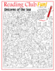 Unicorns of the Sea (Narwhals) Color-In Puzzle