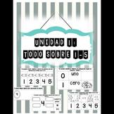 Unidad 1:  Todo sobre los numeros 1 al 5