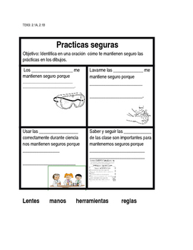 Unidad 1: What is a scientist?/ ¿Que es un cientifico?