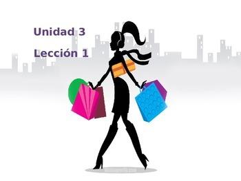 Unidad 3 Leccion 1 Vocabulary - Avancemos 2