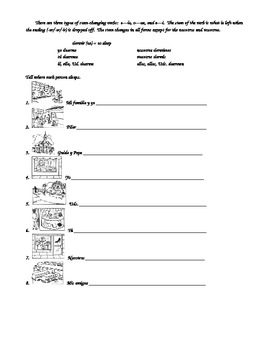 Unidad 4 Etapa 1 And 2 Homework Packet By Wendy Gomez Campos Tpt