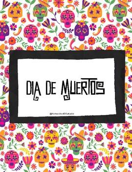 """Unidad """"Día de Muertos"""" / """"Day of the Dead"""" Unit (in Spanish)"""