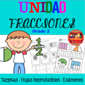Fractions In Spanish Teaching Resources   Teachers Pay Teachers
