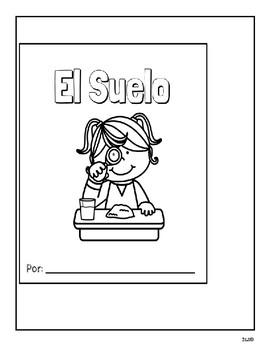 Cuaderno Interactivo del Suelo / Spanish Soil Interactive Notebook