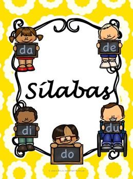 Unidad de Sílabas Da, De, Di, Do, Du