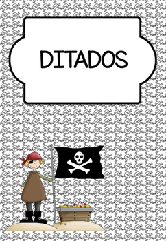 Unidade Ditado - Tema Piratas