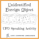 Unidentified foreign object paired speaking activity for l