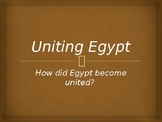 Unification of Egypt PPT