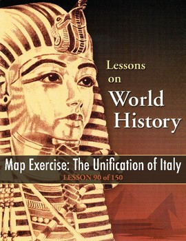 Unification of italy world history lesson 90 of 150 map exercise unification of italy world history lesson 90 of 150 map exercise morequiz gumiabroncs Images