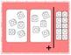 Unifix Cube Addition Mats & Unifix Cube Ten Frame Strips - Learning Center Kit