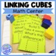 Unifix Cubes Addition and Subtraction Task Cards Activity