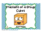 Unifix Cubes Fractions of a Group
