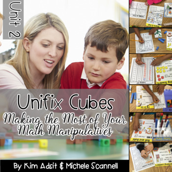 Linking Cubes Math Activities (Unit 2) - by Kim Adsit and