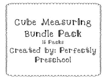 Cube Measuring MEGA Bundle