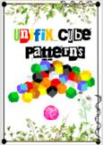 Unifix Pattern Cards FREE