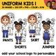 School Uniform Clipart 1