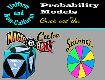 Uniform and Non-Uniform Probability Models to Create and Use