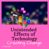 STEM Challenge: Unintended Uses and Consequences of Technology