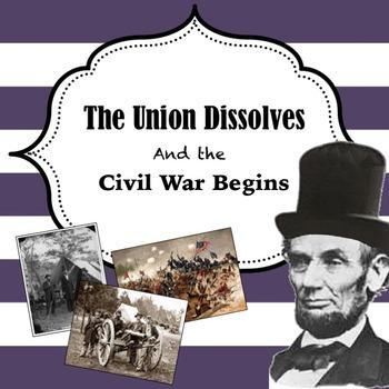 Union Dissolves (Civil War) PowerPoint