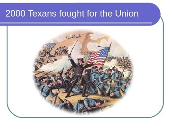 Unionists in Texas