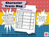 Unique Character Traits Map