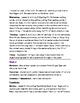 Unique Curriculum Reading/Language Lesson Plan Menu (Elementary)