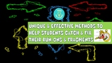 Unique & Effective Method to Help Students Catch and Fix Run-Ons & Fragments