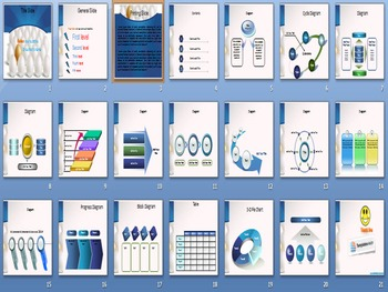 Unique PPT Template For MS PowerPoint Presentation