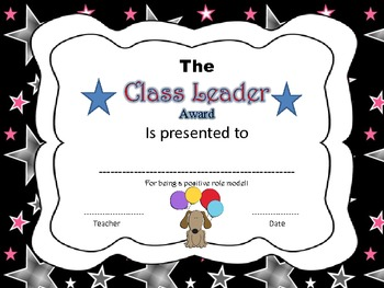 Unique Physical Education Class Awards