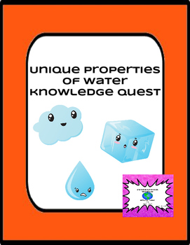 Unique Properties of Water Knowledge Quest