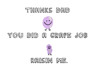 Unique and Funny Father's Day Clip Art