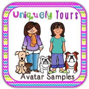 Uniquely Yours Custom Avatars