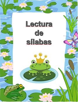 Spanish Syllable Reading/Lectura de sílabas