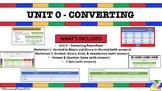 Unit 0 - Converting - AP® Computer Science A & AP® Compute