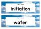 Unit 1.1 - Baptism Vocabulary Cards