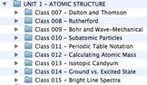 Unit 1 - Atomic Structure