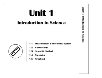 Unit 1 - Binder Divider, Study Guide, Test, and Recovery Quiz
