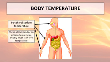 Unit 1 Biology Video 13: Thermoregulation