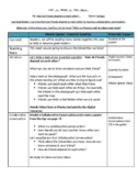 Unit 1 Bundle Lesson Plans- Wonders Reading 2nd Grade Weeks 1-5
