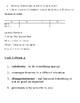 Unit 1 Bundle Lesson Plans- Wonders Reading 3rd Grade Weeks 1-5