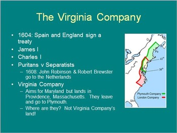 Unit 1: Colonial America to the Revolution
