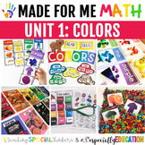 Unit 1: Colors (Made For Me Math)