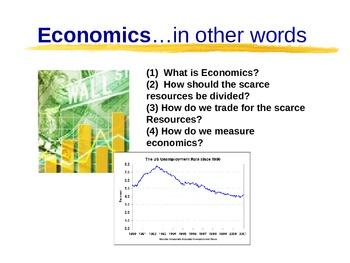 Unit 1 Economics: Overview of Economics and Factors of Production