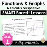 PreCalculus: Functions and Graphs SMART Board® Bundle