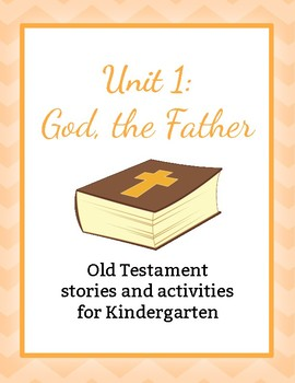 Unit 1: God, the Father