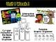 Unit 1 - Grade 1 - Reading Wonders – Story Comp. Graphic Organizer Bundle